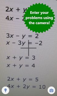 Mathway Math Problem Solver screenshot thumbnail Math