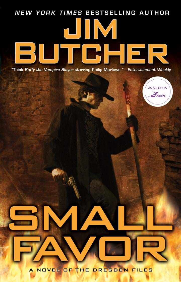 The Dresden Files Are Awesome Magical Mysteries Love!