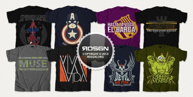 RDSGN T-SHIRT DESIGN    Product : rdsgn.org  Services : revolutionsdesign.com    Happy Brand!!!