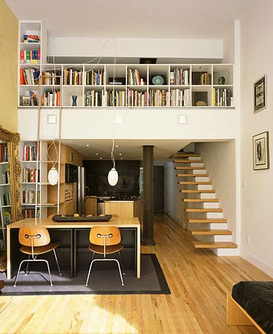 Apartment Therapy New York | House Call: Kimberly's Renovated Loft New York