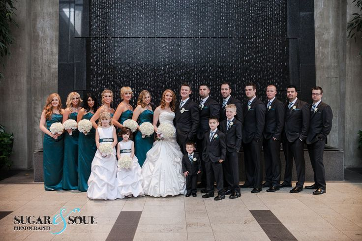 Eph Apparel does custom tie orders so you can coordinate outfits with the rest of the wedding party. We can even match suits for the little ring bearers!