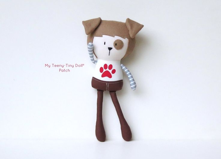 My Teeny-Tiny Doll® - Patch by Cook You Some Noodles®