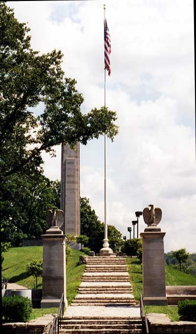 William Henry Harrison (1773 - 1841) William Henry Harrison Memorial, North Bend, Ohio