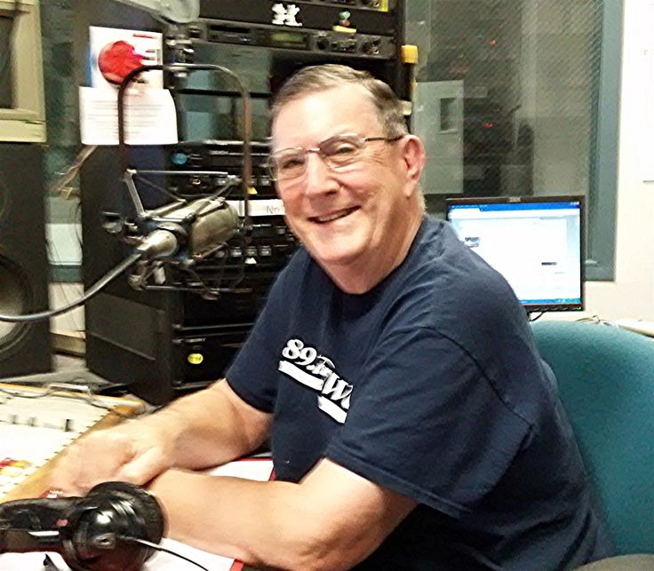 Bruce Huffine - Weekend Classics on Sunday mornings from 6 to 8 a.m.
