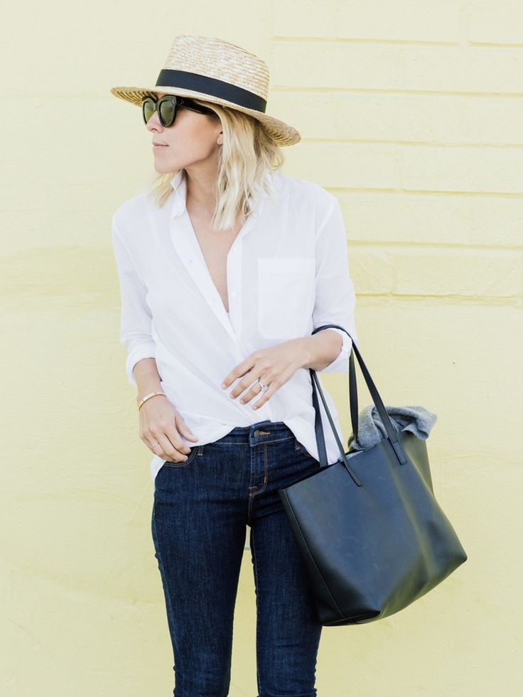 5 Fedora-Friendly Looks For The End Of Summer