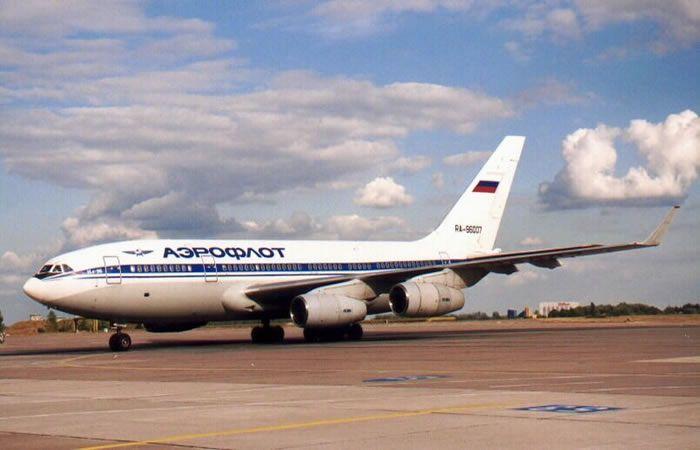 aeroflot Il-96
