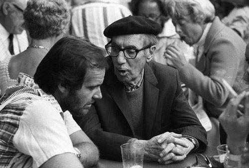 Jack Nicholson & Groucho Marx 1972: George Mcgovern, 1972, Cinema, Jack O'Connell, Groucho Marx, Movie, Jack Nicholson, People, Photo