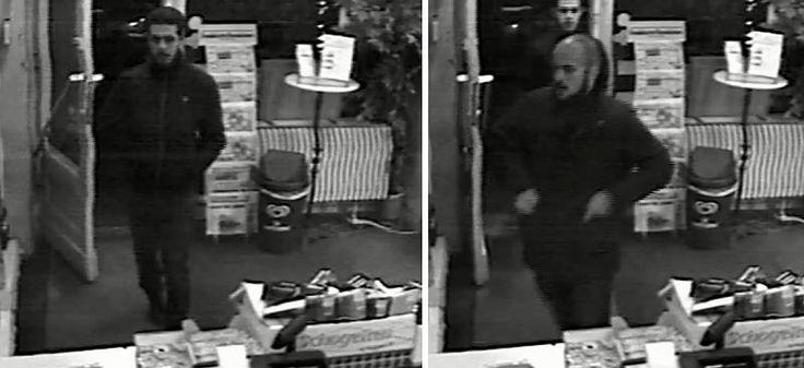 Nach einem brutalen Überfall auf einen Kiosk in Kreuzberg sucht die Berliner Polizei nun mit dem Video aus einer Überwachungskamera nach zwei Tatverdächtigen.