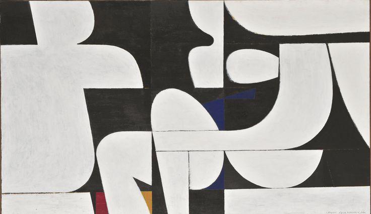 Γιάννης Μόραλης (Άρτα 1916 - Αθήνα 2009) Διάλογος, 1974