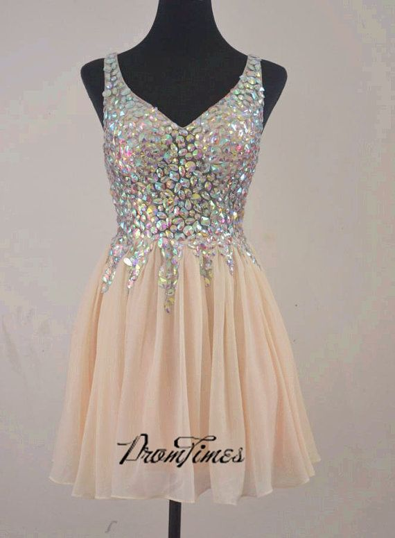Homecoming Dress Short Prom Dress Sweetheart Short by PromTimes