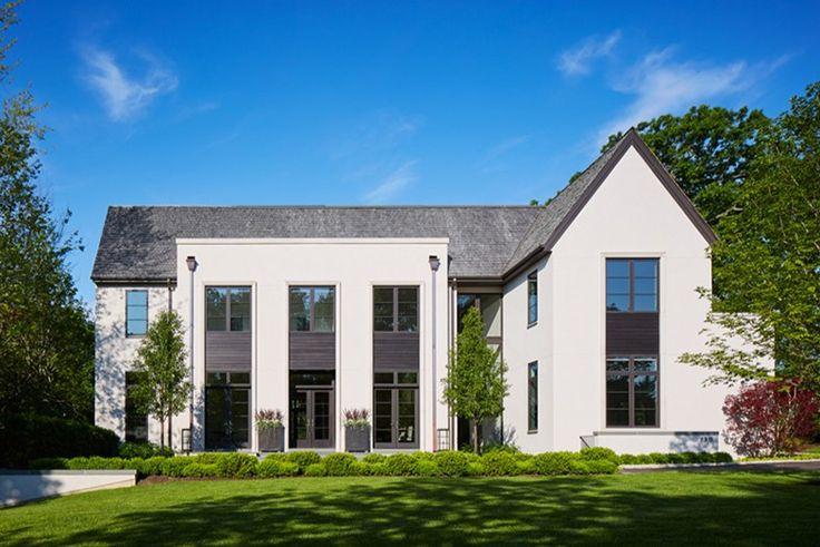 Bluff Modern | Architect Magazine | Massey Associates Architects, Glencoe, IL, Single Family, Interiors, New Construction, Dining Room, Exteriors, Kitchen, Living Room, Other, Patio, Modern