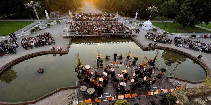 Karlsruhe entdecken - Große Mozart-Gala im Schlosspark Bruchsal ...