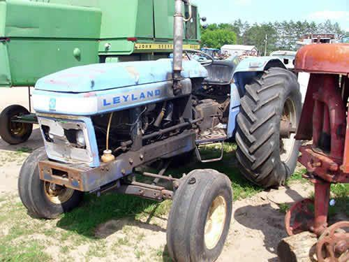 Tractor Equipment Salvage Yards : Best images about leyland tractor on pinterest