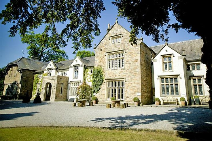 Mitton Hall Country House Hotel Wedding Venue