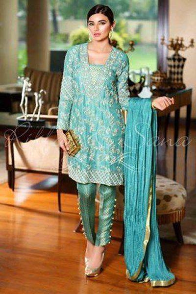 Sana Salman Formal Dresses 2016 For Women | Style.Pk
