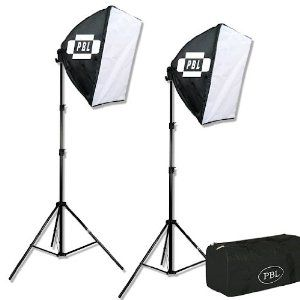 Amazon.com: PBL STUDIO PHOTOGRAPHY VIDEO LIGHT KIT CONTINUOUS LIGHTING KIT VIDEO LIGHING EZ 24in x 24in SOFTBOX by PBL: Camera & Photo $124