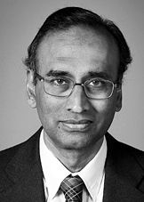 """Venkatraman Ramakrishnan------The Nobel Prize in Chemistry 2009 was awarded jointly to Venkatraman Ramakrishnan, Thomas A. Steitz and Ada E. Yonath """"for studies of the structure and function of the ribosome""""."""