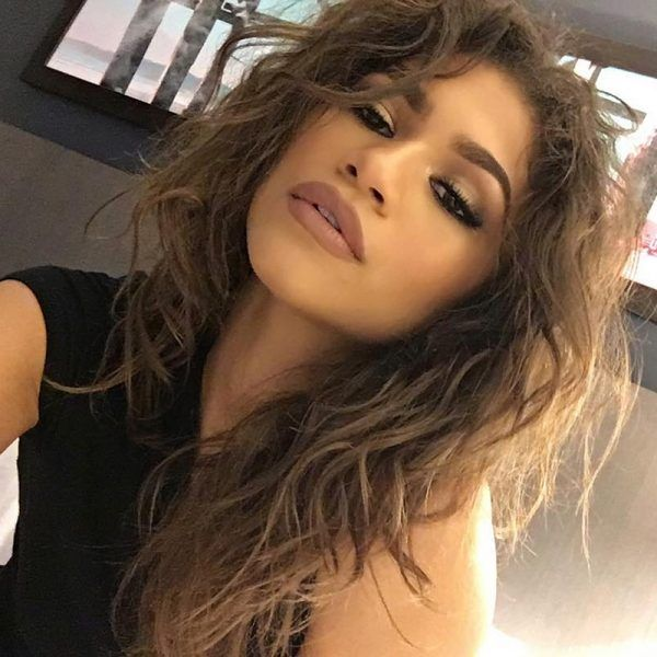 No-Heat Styling - Heat undoubtedly damagesyour strands if not usedwith caution. Zendaya took a break from hottools and found alternative ways to style her hair during her regrowth process.