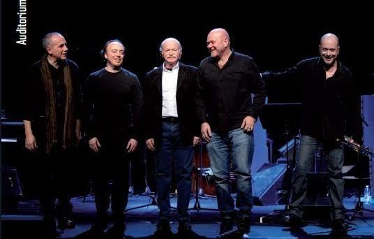 Gino Paoli un incontro in Jazz al Teatro Romano  il 29 giugno 2012
