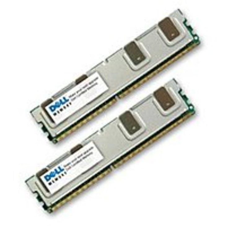 Dell SNPM788DCK216G RAM Upgrade for Precision Workstatins T7400,T5400, Poweredge Servers 1950, 2900 and 2950 III, R900, M600 - 16 GB - 240-pin - 667 MHz