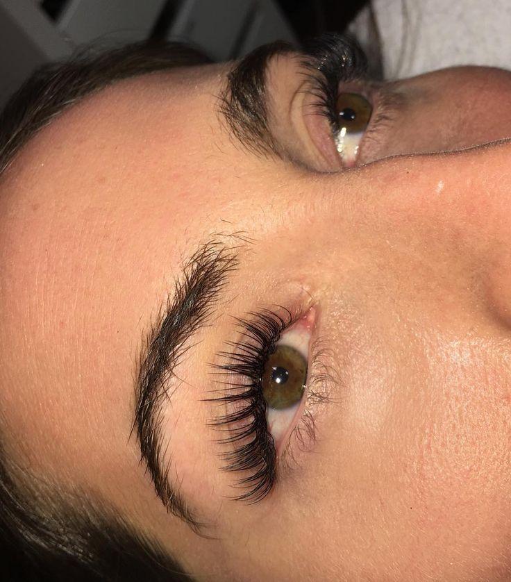 "841 Likes, 6 Comments - Eyelash Extensions ✨ (@treatyourself_studios) on Instagram: ""Wispy individual set on miss @kayleericciardi using @borboletabeauty CC curl .15 sizes 9-14mm…"""