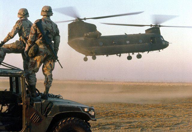 Operation Desert Storm Soldiers   Operation Desert Storm   Flickr - Photo Sharing!