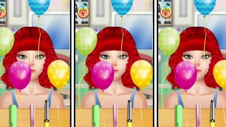 Funny Hair Salon Game For Kids - Sweet Baby Beauty Salon Gameplay Video ...