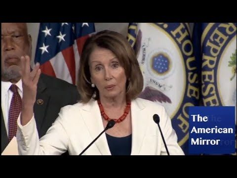 Nancy Pelosi struggles to remember latest Russia accusation - 6 mins after making it! - The American MirrorThe American Mirror