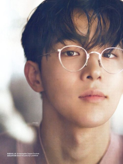 Imagine korean, model, and nam joohyuk
