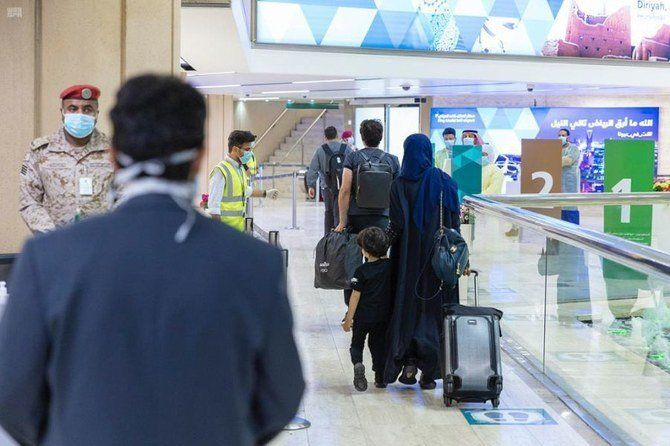 Saudi Arabia To Allow Vaccinated Citizens To Travel From May 17 In 2021 Travel Abroad Saudi Arabia Travel Related