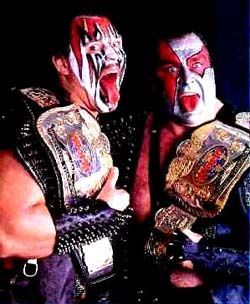 Favorite WWF/WCW Wrestler as a