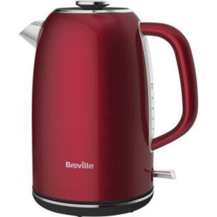 Buy Breville Colour Notes Jug Kettle Claret Red At Argos