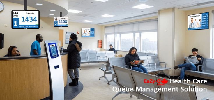 Our patients waiting management system provide with the smooth transition which removes patient anxiety from the time they enter the hospital to the time they leave the premises.