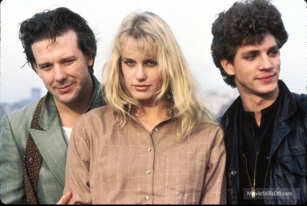 The Pope of Greenwich Village  - Promo shot of Mickey Rourke, Daryl Hannah & Eric Roberts