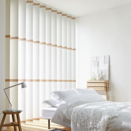 64 best rideaux images on pinterest blinds shades and sheet curtains. Black Bedroom Furniture Sets. Home Design Ideas