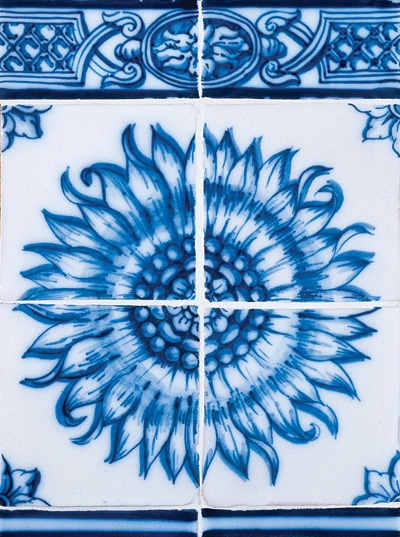 22 Best Images About Faience Decorative Tiles On Pinterest Colors The O 39 Jays And Color Blue