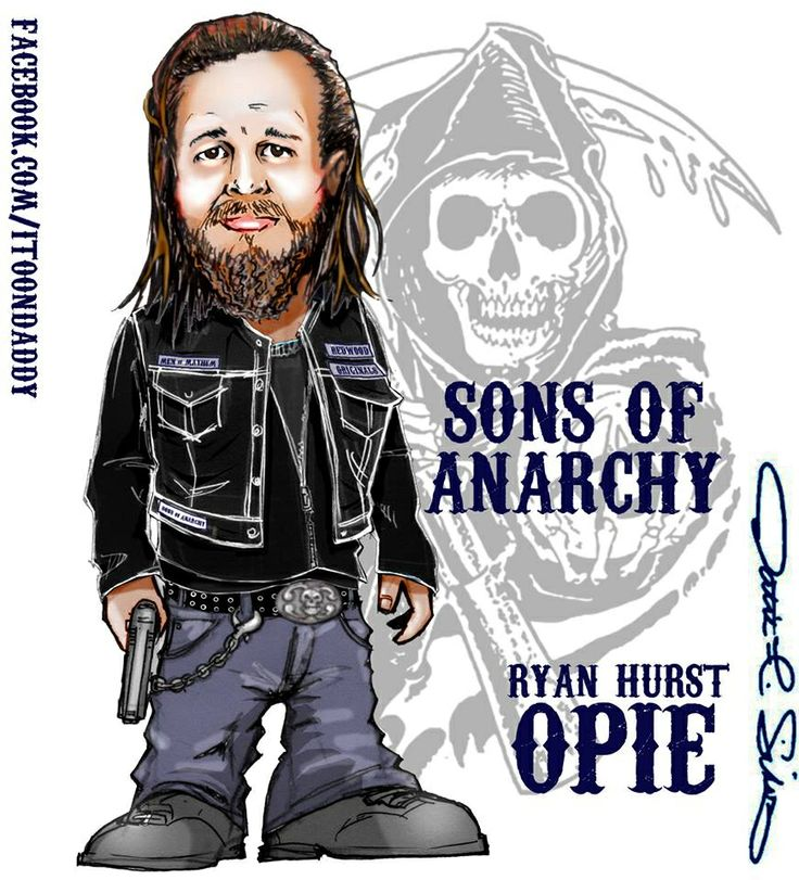 Opie, oh how I miss you!! ♊️ (Artwork by Itoondaddy on FB)