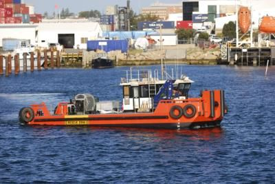 AMS 6 - TAMS Group For more details, visit: http://seacogs.com/Vessels/Vessel?ID=140 #workboat #multipurpose #SEACOGS #TAMS