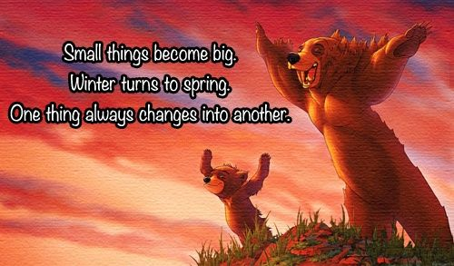 Brother Bear The Movie Quotes. QuotesGram