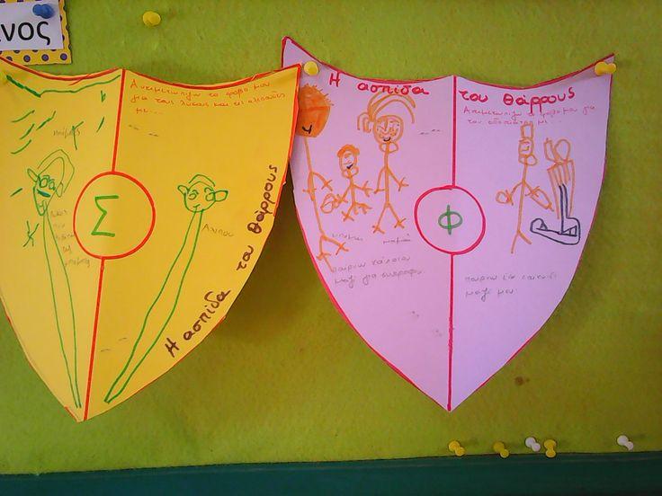 Στο πλαίσιο του προγράμματος Αγωγής Υγείας που θα υλοποιήσουμε φέτος, με κύριο στόχο την επίλυση συγκρούσεων ανάμεσα στα παιδιά, θεωρήσαμε ...