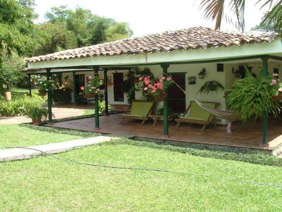 Resultado de imagen para casa colonial cali colombia for Disenos de fincas campestres