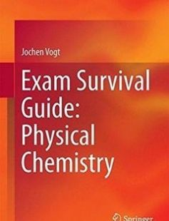 Exam Survival Guide: Physical Chemistry 1st ed. 2017 Edition free download by Jochen Vogt ISBN: 9783319498089 with BooksBob. Fast and free eBooks download.  The post Exam Survival Guide: Physical Chemistry 1st ed. 2017 Edition Free Download appeared first on Booksbob.com.