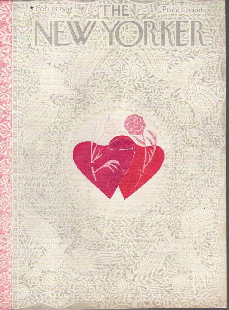 valentine new yorker cartoon