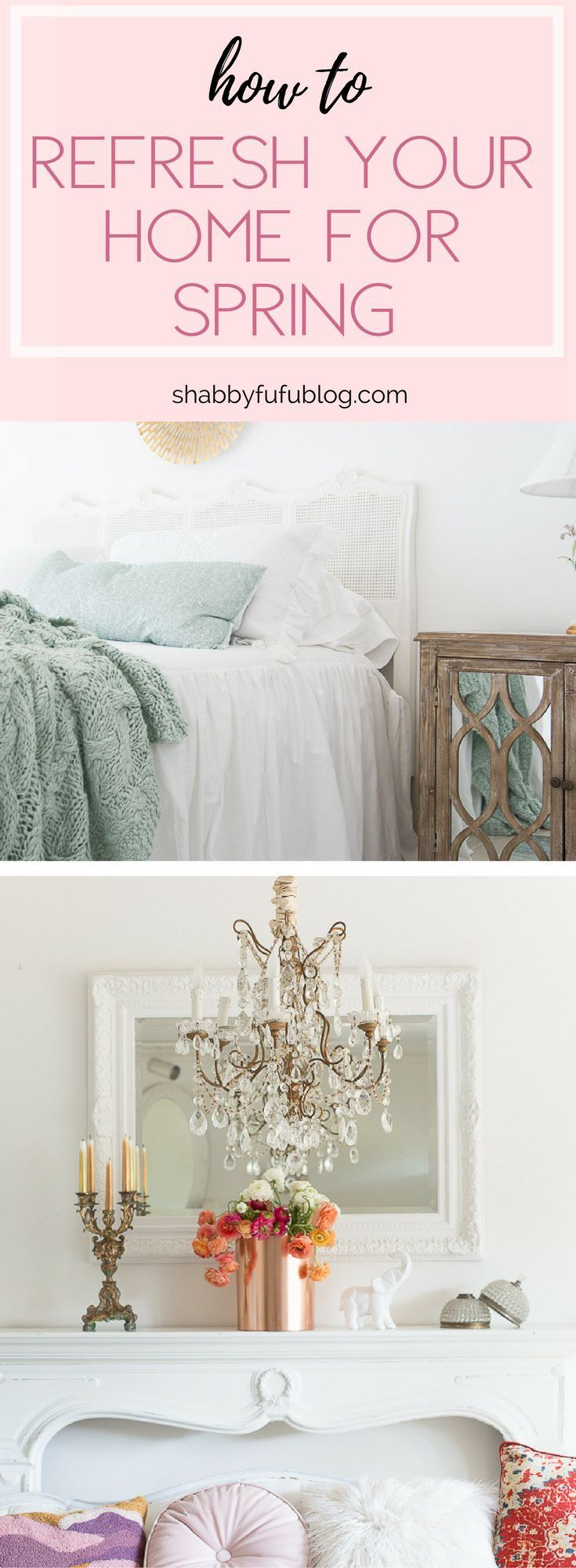 5 Easy Ways To Refresh Your Home