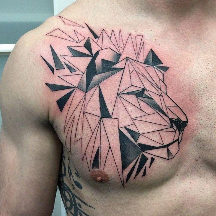 Inspiring Geometric Tattoo1
