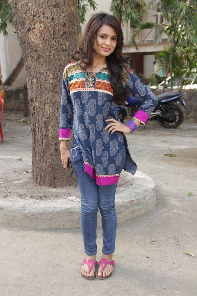 Sonal Vengurlekar aka Devyani of Shastri Sisters #Bollywood #Fashion #Style #Beauty