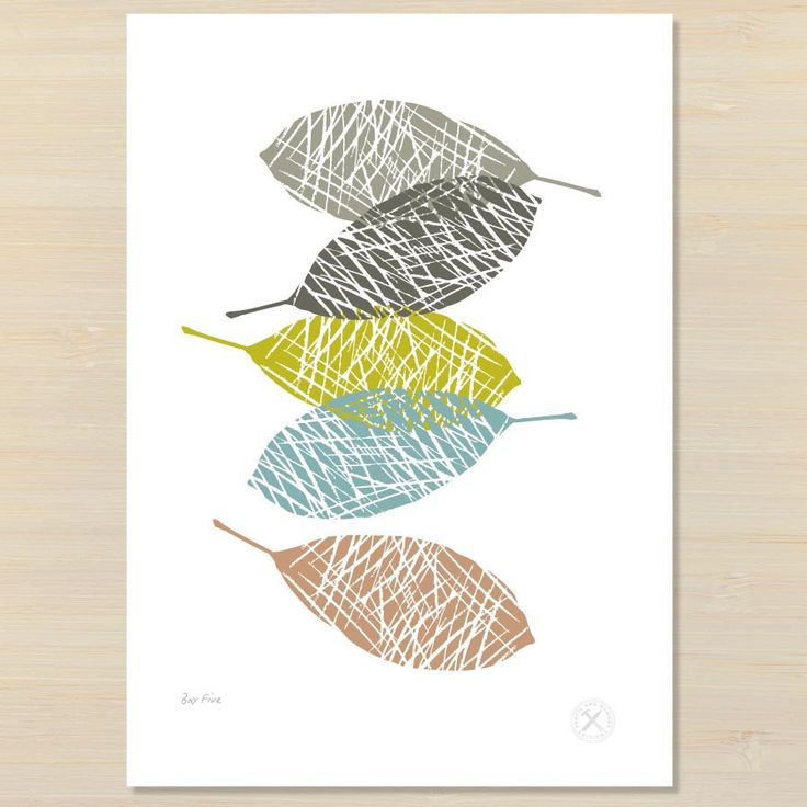 Bay Five art print | Pencil and Hammer – Pencil and Hammer art prints