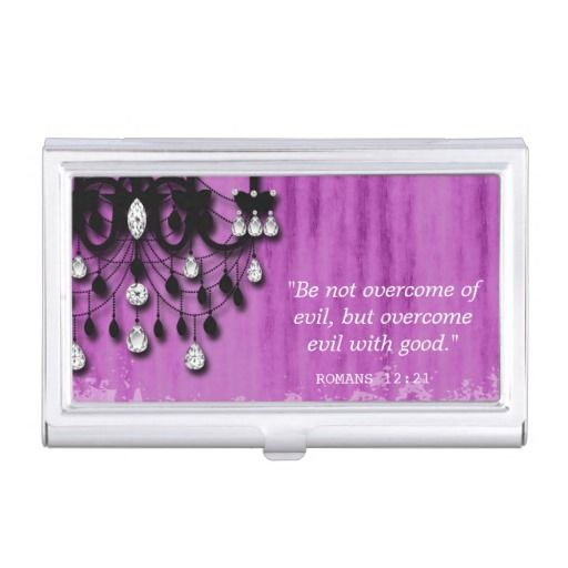Realtor Chandelier CHRISTIAN Romans 12:21 Quote :: $28.95 --> click for SAKES!  Get MORE Zazzle Black with FREE 2-day shipping!! FREE 30-day Trial...