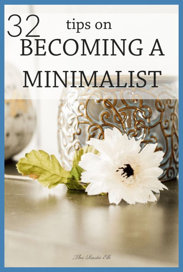 How To Live A Simple Minimalist Life Minimalist Living Tips