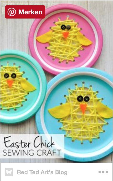 Die TOP 11: Basteln für Ostern mit Kindern